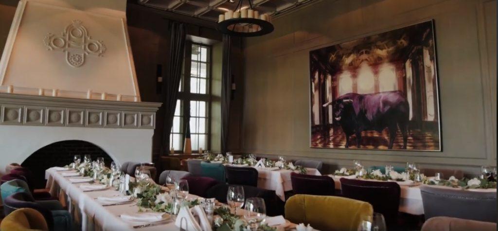 Nunta Clubul Diplomatic lux