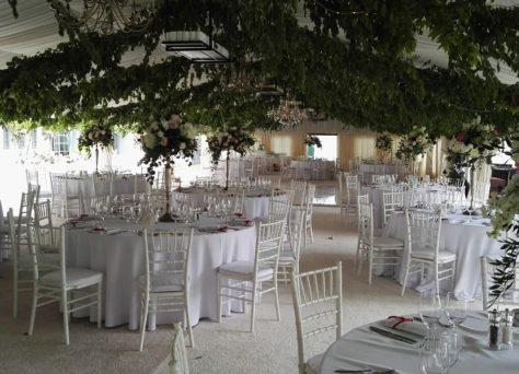 Salon de vara Restaurant Clubul Diplomatic