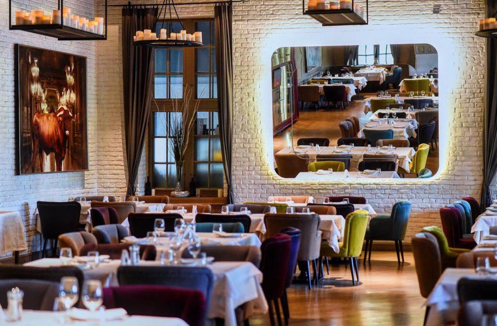 Restaurant Design Modern Bucuresti
