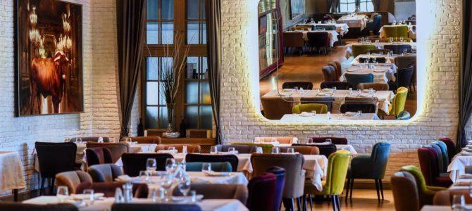 Restaurant modern Bucuresti